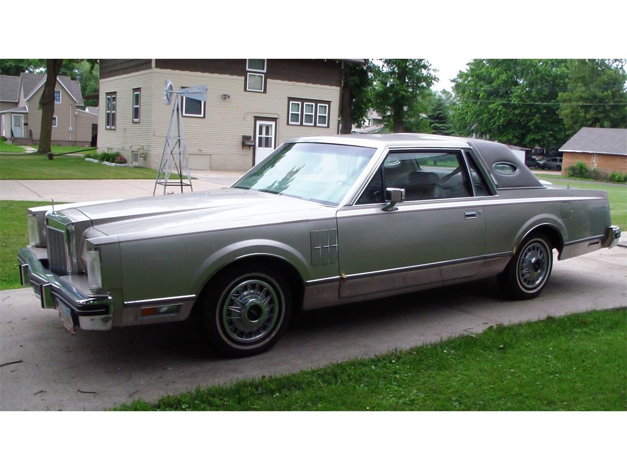 1980 Lincoln Continental Mark VI (CC-1201976) for sale in Booneville, Arkansas