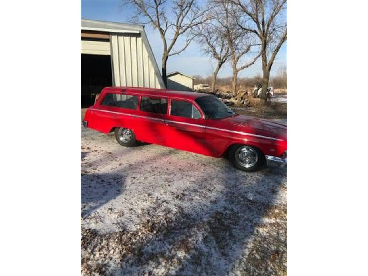 1962 Chevrolet Bel Air (CC-1200200) for sale in Cadillac, Michigan