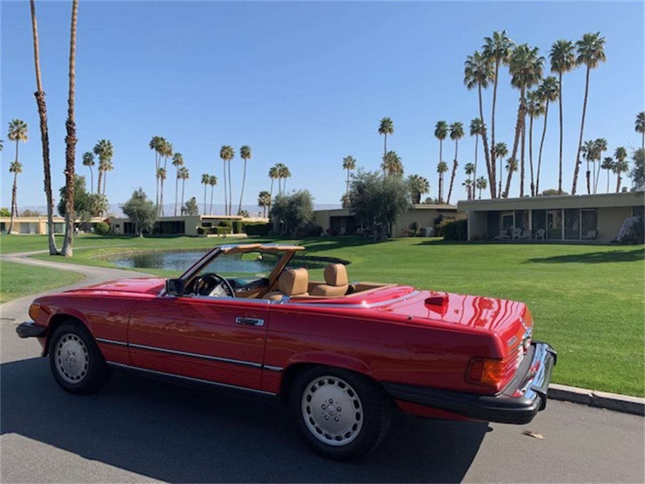 1987 Mercedes-Benz Roadster (CC-1202001) for sale in Palm Springs, California