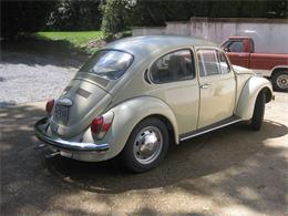 1971 Volkswagen Super Beetle (CC-1202006) for sale in Middletown, Virginia