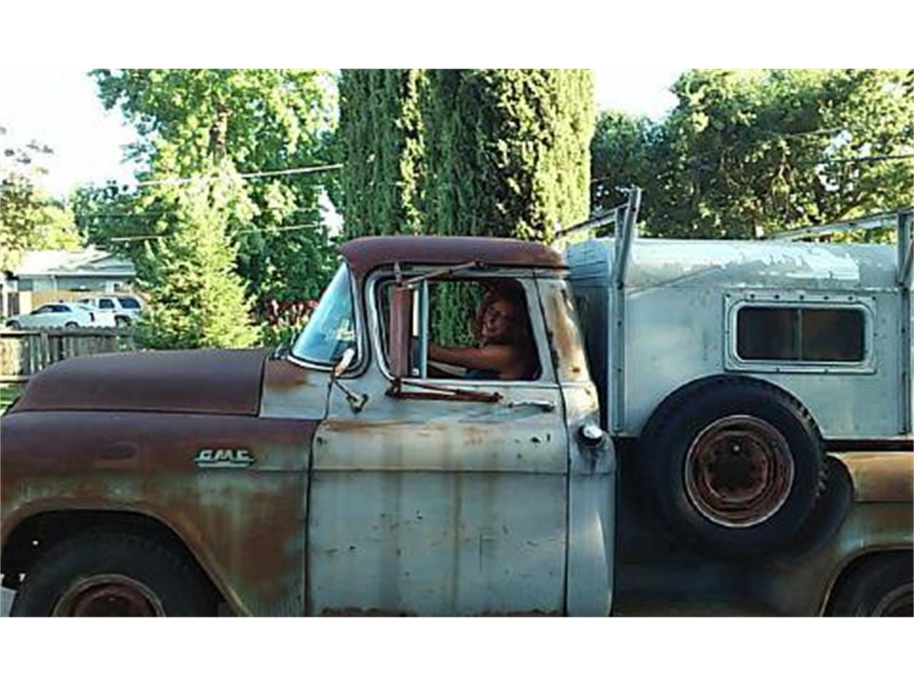 1956 GMC 150 Series (CC-1202010) for sale in Citrus Heights, California