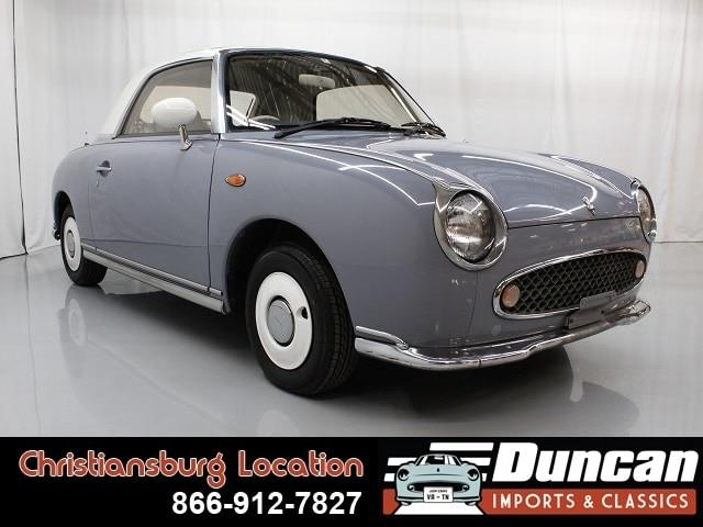 1991 Nissan Figaro (CC-1202052) for sale in Christiansburg, Virginia