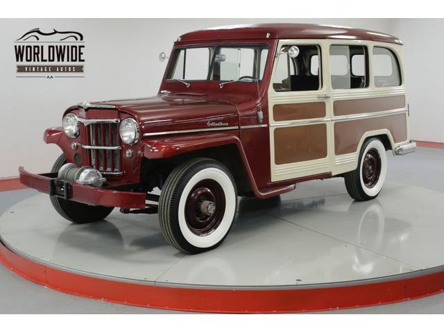 1958 Willys Wagoneer (CC-1202132) for sale in Denver , Colorado