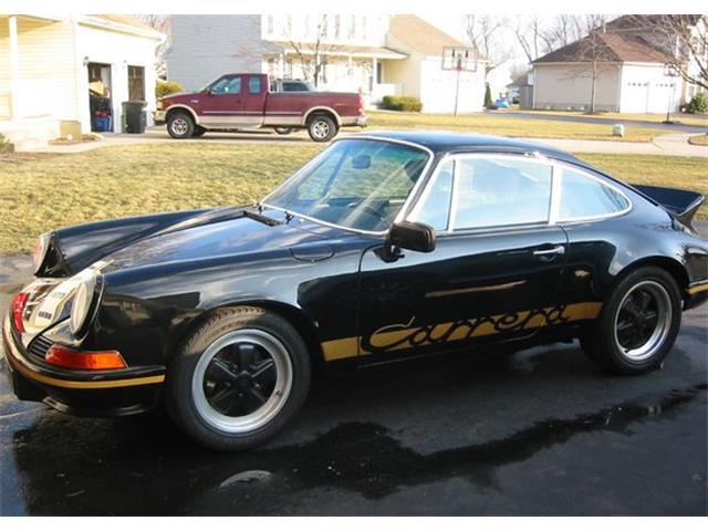 1970 Porsche 911 Carrera