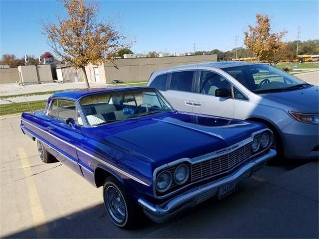 1964 Chevrolet Impala (CC-1200217) for sale in Cadillac, Michigan