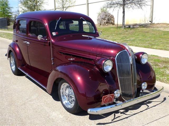1937 Plymouth Sedan (CC-1202199) for sale in Arlington, Texas
