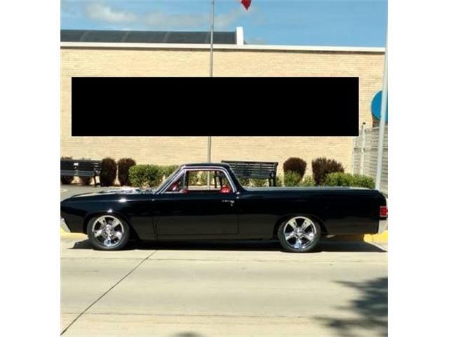 1967 Chevrolet El Camino (CC-1200221) for sale in Cadillac, Michigan