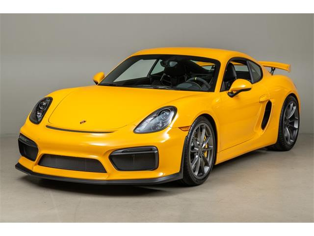 2016 Porsche Cayman (CC-1202211) for sale in Scotts Valley, California