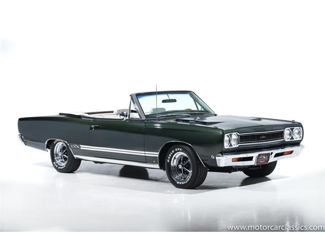 1968 Plymouth GTX (CC-1202228) for sale in Farmingdale, New York