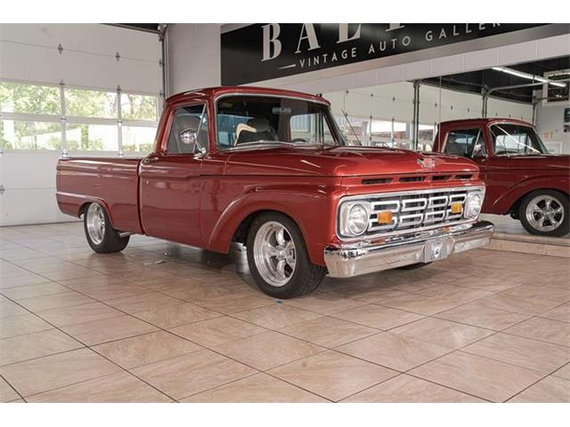 1965 Ford F100 (CC-1202237) for sale in St. Charles, Illinois