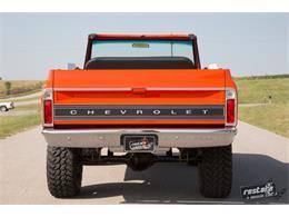 1972 Chevrolet Blazer (CC-1202253) for sale in Lincoln, Nebraska