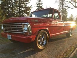 1967 Ford F100 (CC-1200227) for sale in Cadillac, Michigan