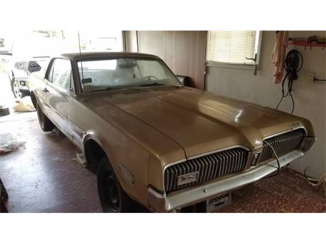 1968 Mercury Cougar (CC-1202281) for sale in Cadillac, Michigan