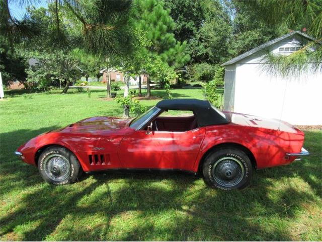 1969 Chevrolet Corvette (CC-1202282) for sale in Cadillac, Michigan