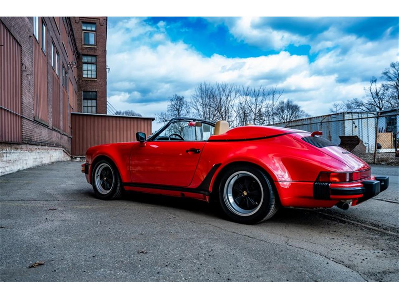 1989 Porsche 911 Speedster (CC-1202286) for sale in Wallingford, Connecticut