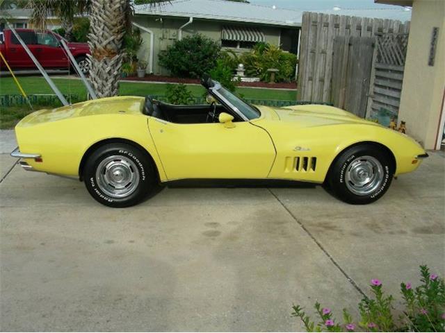 1969 Chevrolet Corvette (CC-1202301) for sale in Cadillac, Michigan