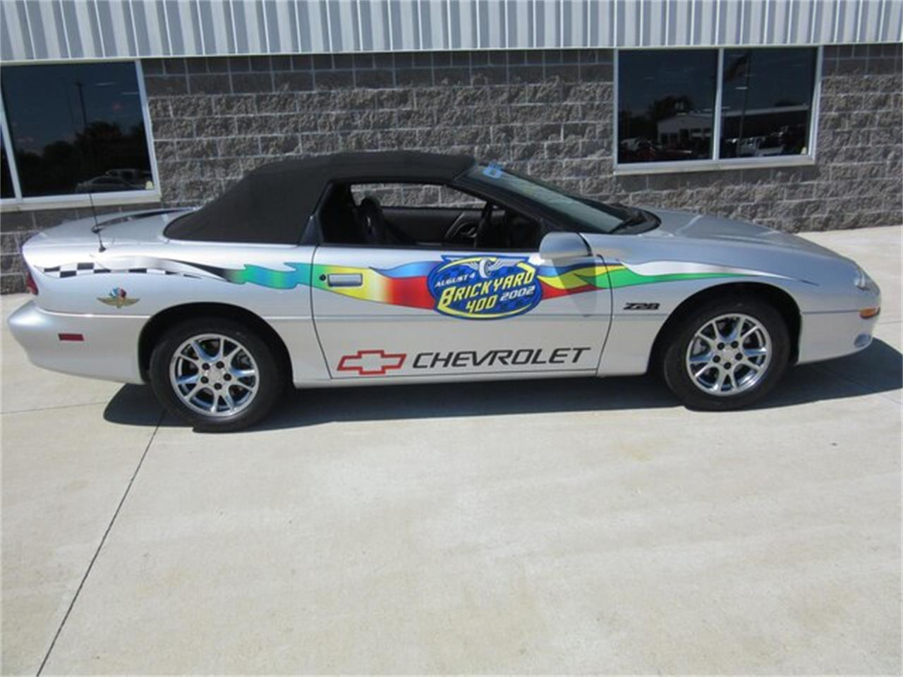 2002 Chevrolet Camaro (CC-1202303) for sale in Greenwood, Indiana