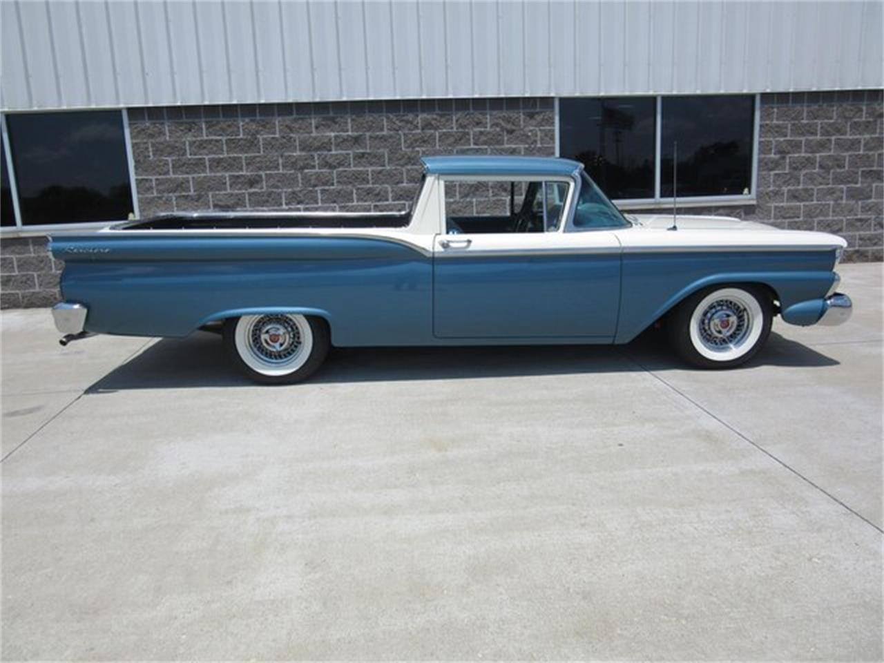 1959 Ford Ranchero (CC-1202305) for sale in Greenwood, Indiana