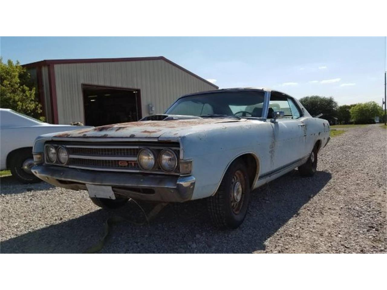 1969 Ford Torino (CC-1202315) for sale in Cadillac, Michigan