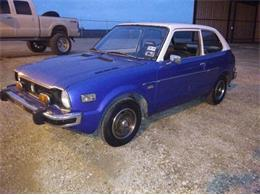 1977 Honda Civic (CC-1202317) for sale in Cadillac, Michigan