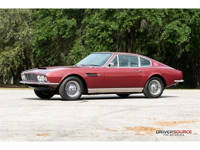 1969 Aston Martin DBS (CC-1202320) for sale in Houston, Texas