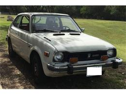 1977 Honda Civic (CC-1202322) for sale in Cadillac, Michigan