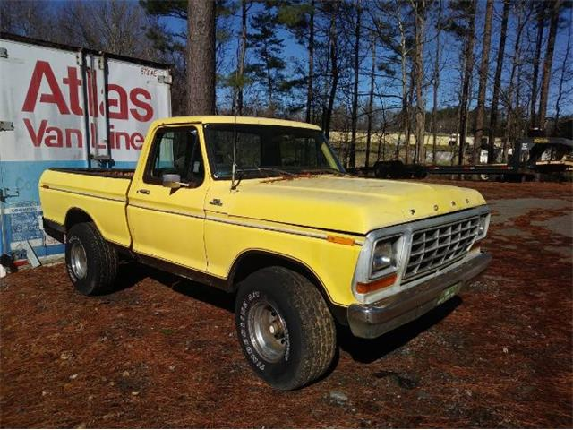 1979 Ford F100 (CC-1202338) for sale in Cadillac, Michigan