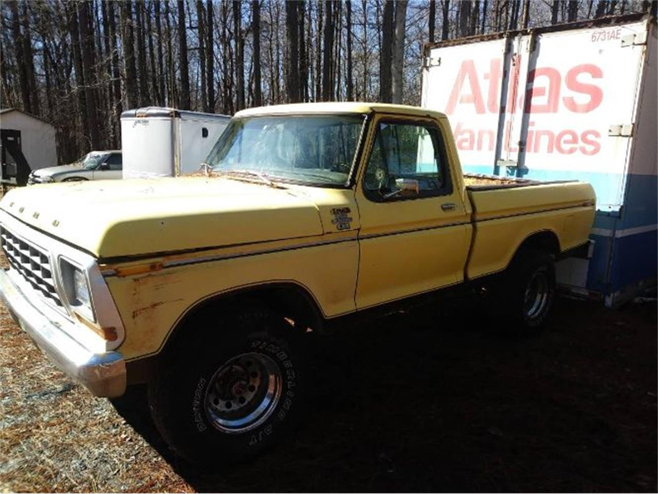 1979 Ford F100 (CC-1202338) for sale in Cadillac, Michigan