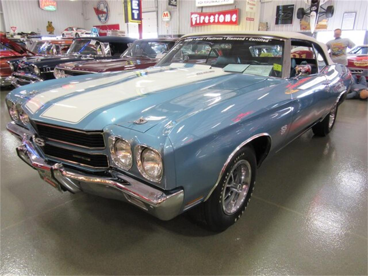 1970 Chevrolet Chevelle SS (CC-1202339) for sale in Greenwood, Indiana