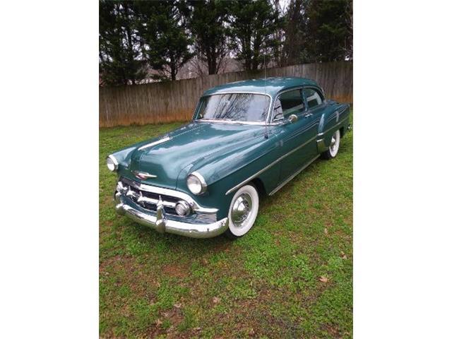 1953 Chevrolet Sedan (CC-1202341) for sale in Cadillac, Michigan