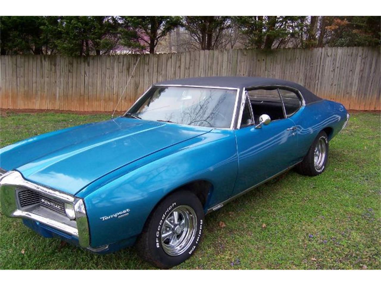 1968 Pontiac Tempest For Sale