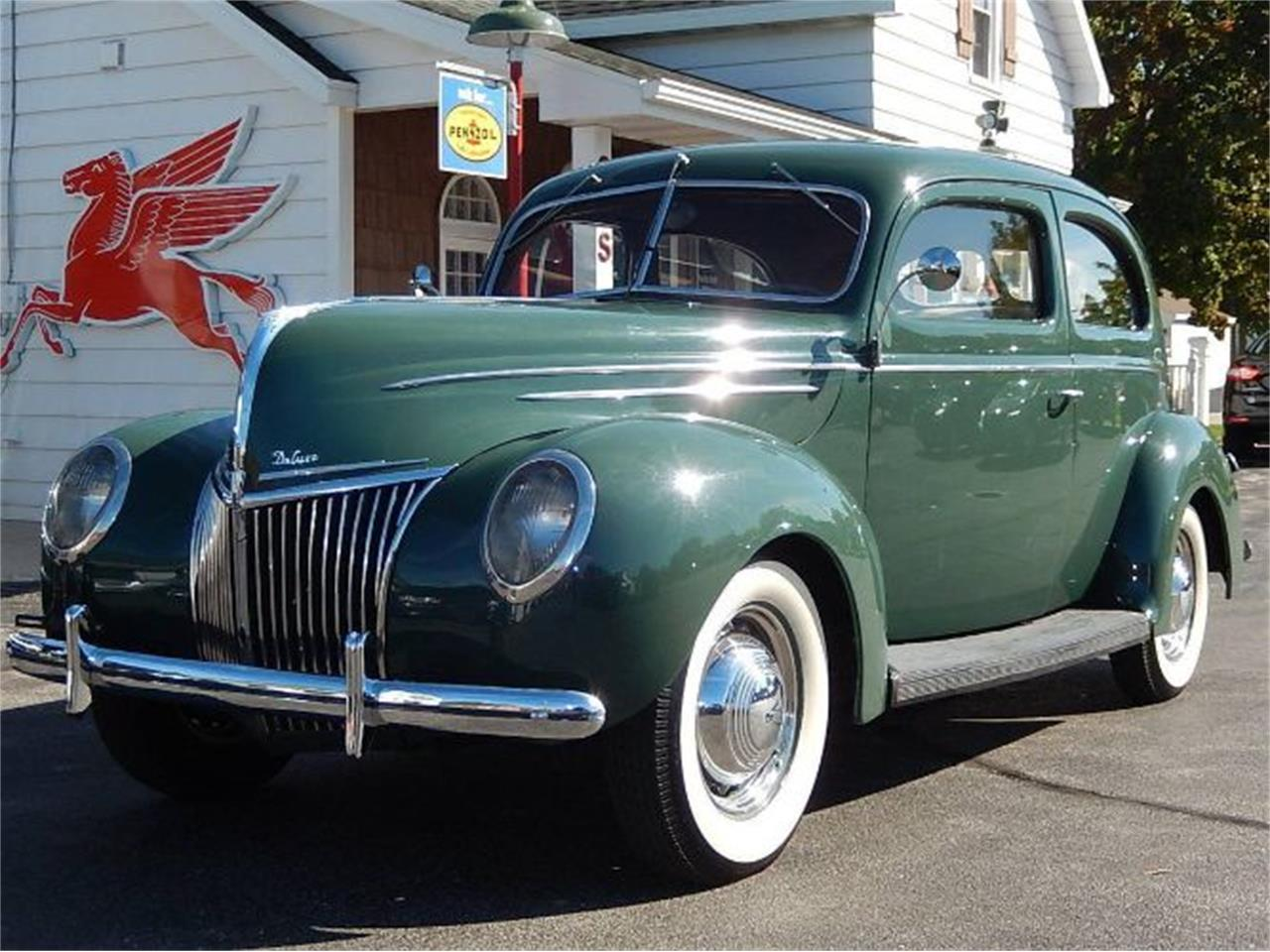 1939 Ford Deluxe (CC-1202361) for sale in Cadillac, Michigan