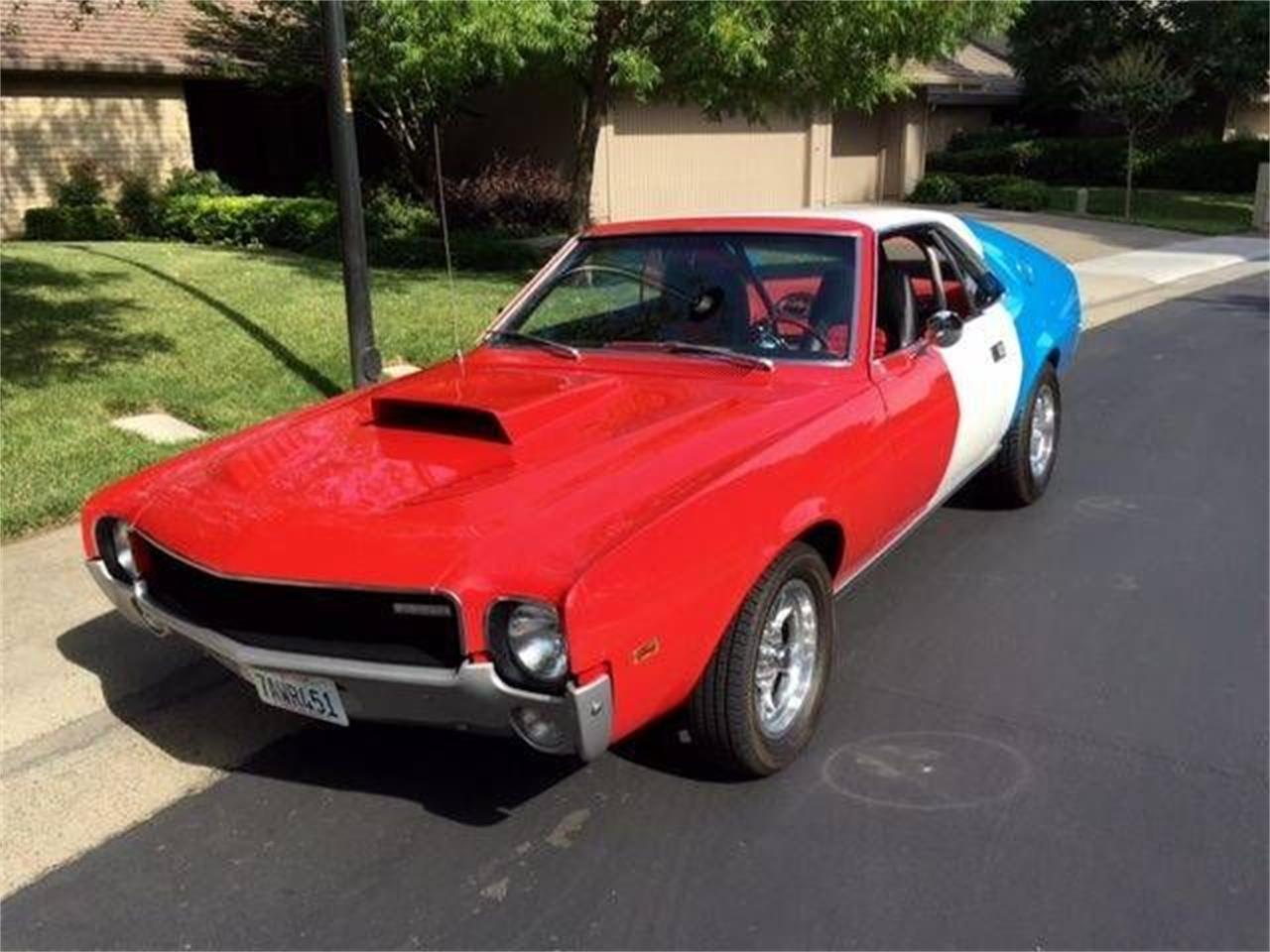 1969 AMC AMX (CC-1202363) for sale in Cadillac, Michigan