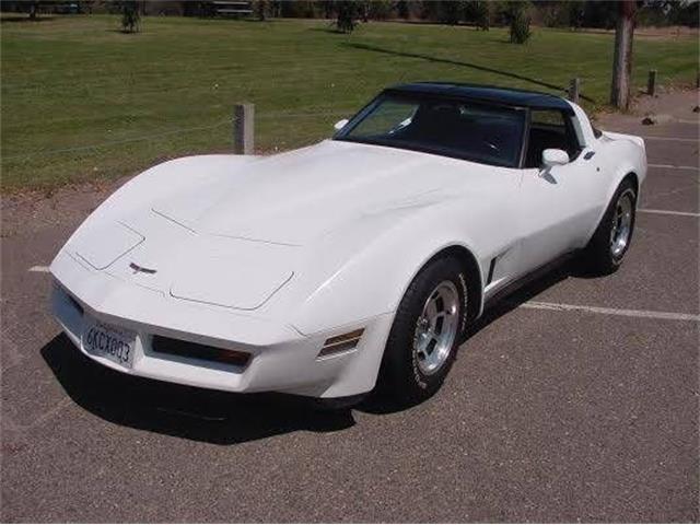 1980 Chevrolet Corvette (CC-1202364) for sale in Cadillac, Michigan