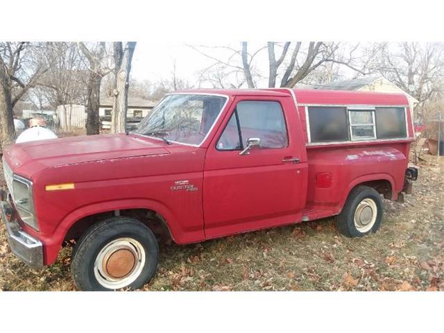 1980 Ford F100 (CC-1202367) for sale in Cadillac, Michigan