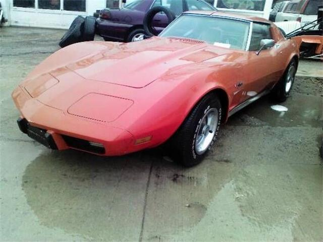 1975 Chevrolet Corvette (CC-1202370) for sale in Cadillac, Michigan