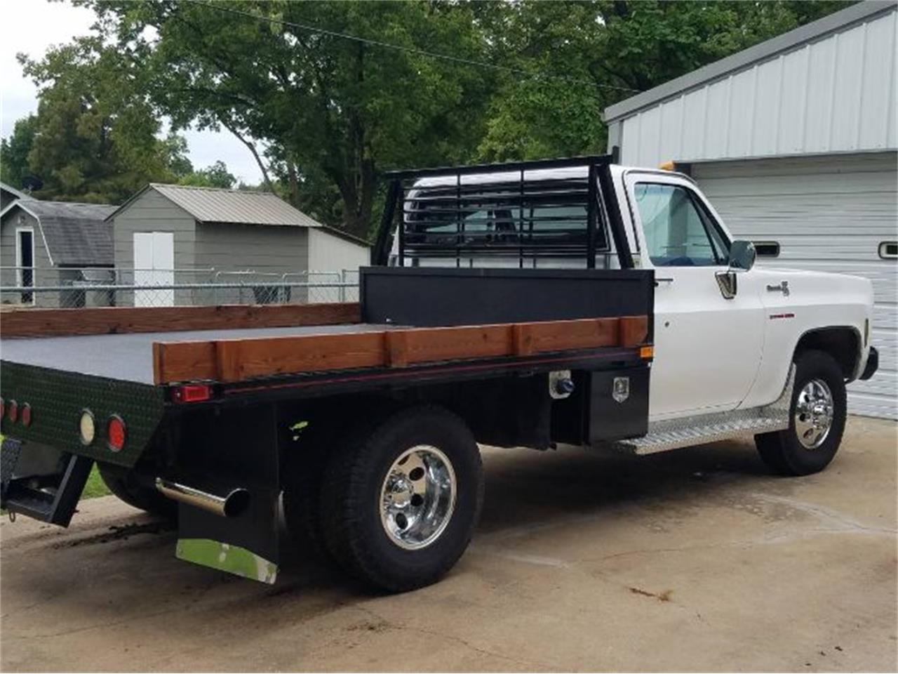 1979 Chevrolet Silverado (CC-1202371) for sale in Cadillac, Michigan