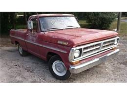1970 Ford F100 (CC-1202386) for sale in Cadillac, Michigan