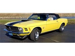1970 Ford Mustang (CC-1202390) for sale in Cadillac, Michigan