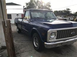 1971 Chevrolet Pickup (CC-1202392) for sale in Cadillac, Michigan