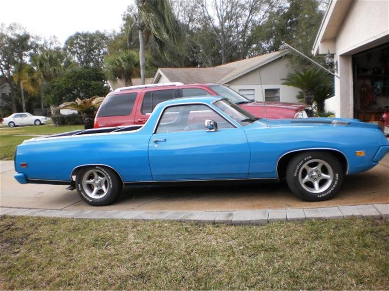 1971 Ford Ranchero (CC-1202398) for sale in Cadillac, Michigan