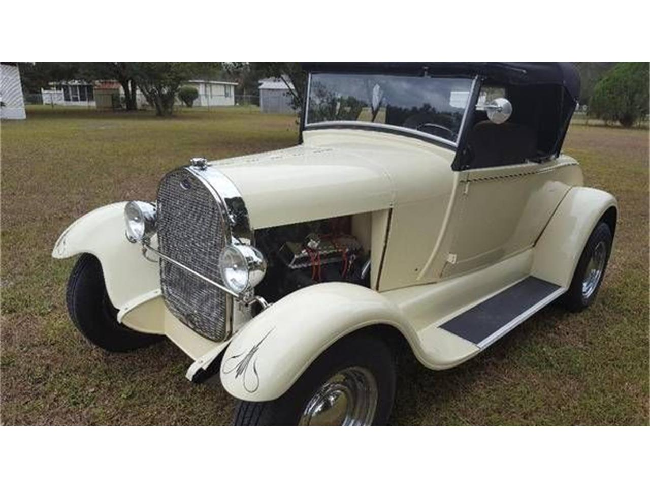 1929 Ford Roadster (CC-1200240) for sale in Cadillac, Michigan