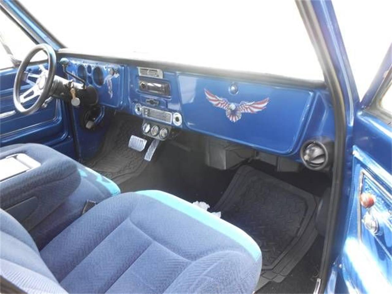 1972 Chevrolet C10 (CC-1202402) for sale in Cadillac, Michigan