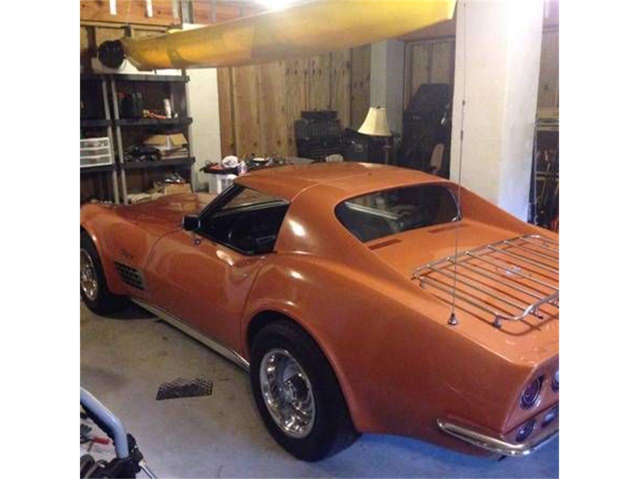 1972 Chevrolet Corvette (CC-1202403) for sale in Cadillac, Michigan