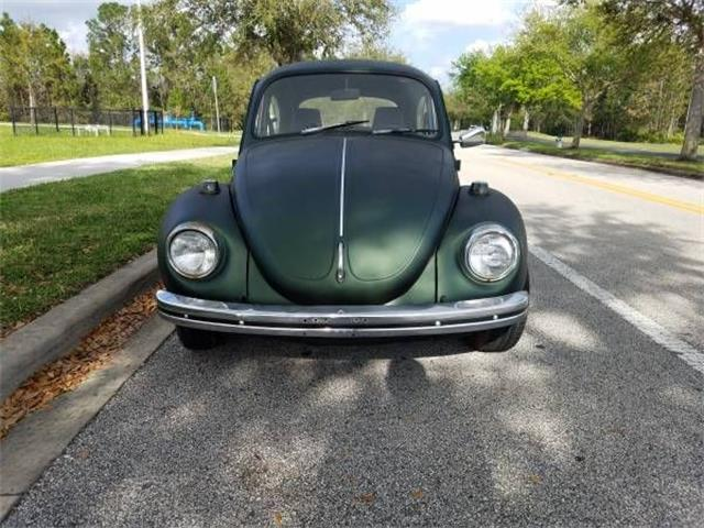 1972 Volkswagen Super Beetle (CC-1202405) for sale in Cadillac, Michigan