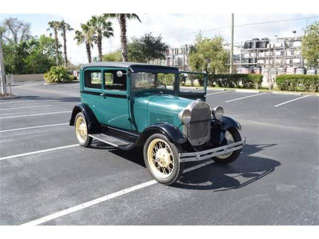 1929 Ford Model A (CC-1200241) for sale in Cadillac, Michigan