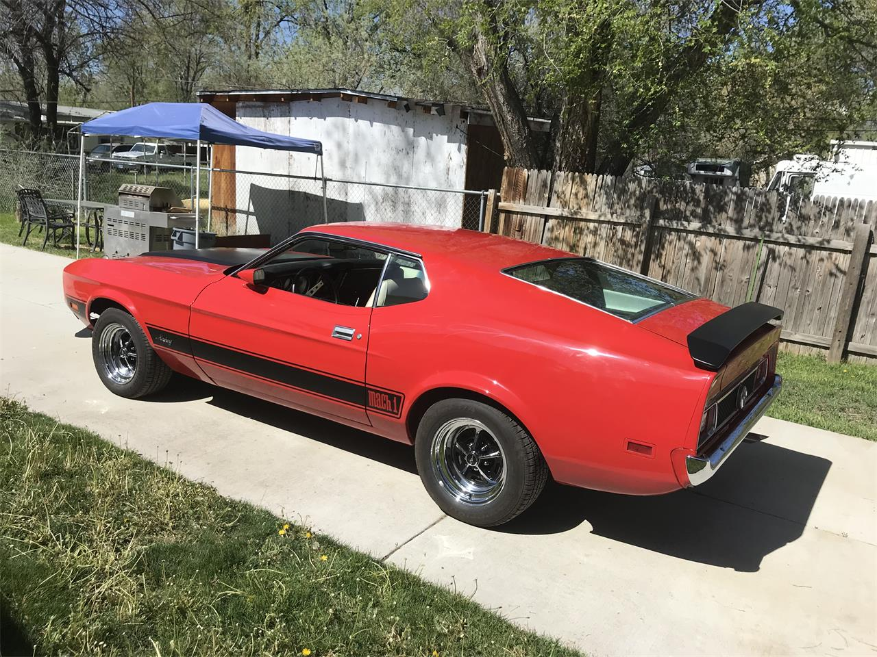 1973 Ford Mustang Mach 1 (CC-1202428) for sale in Carson city, Nevada
