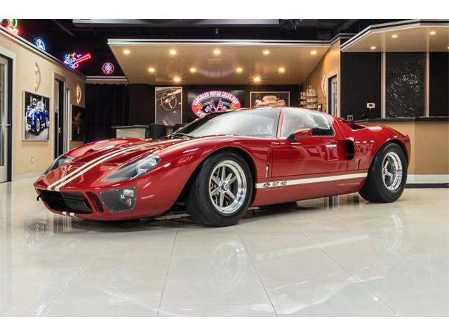 1966 Ford GT40 (CC-1202568) for sale in Plymouth, Michigan