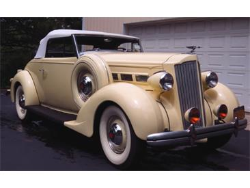 1937 Packard 120 (CC-1202623) for sale in Cadillac, Michigan