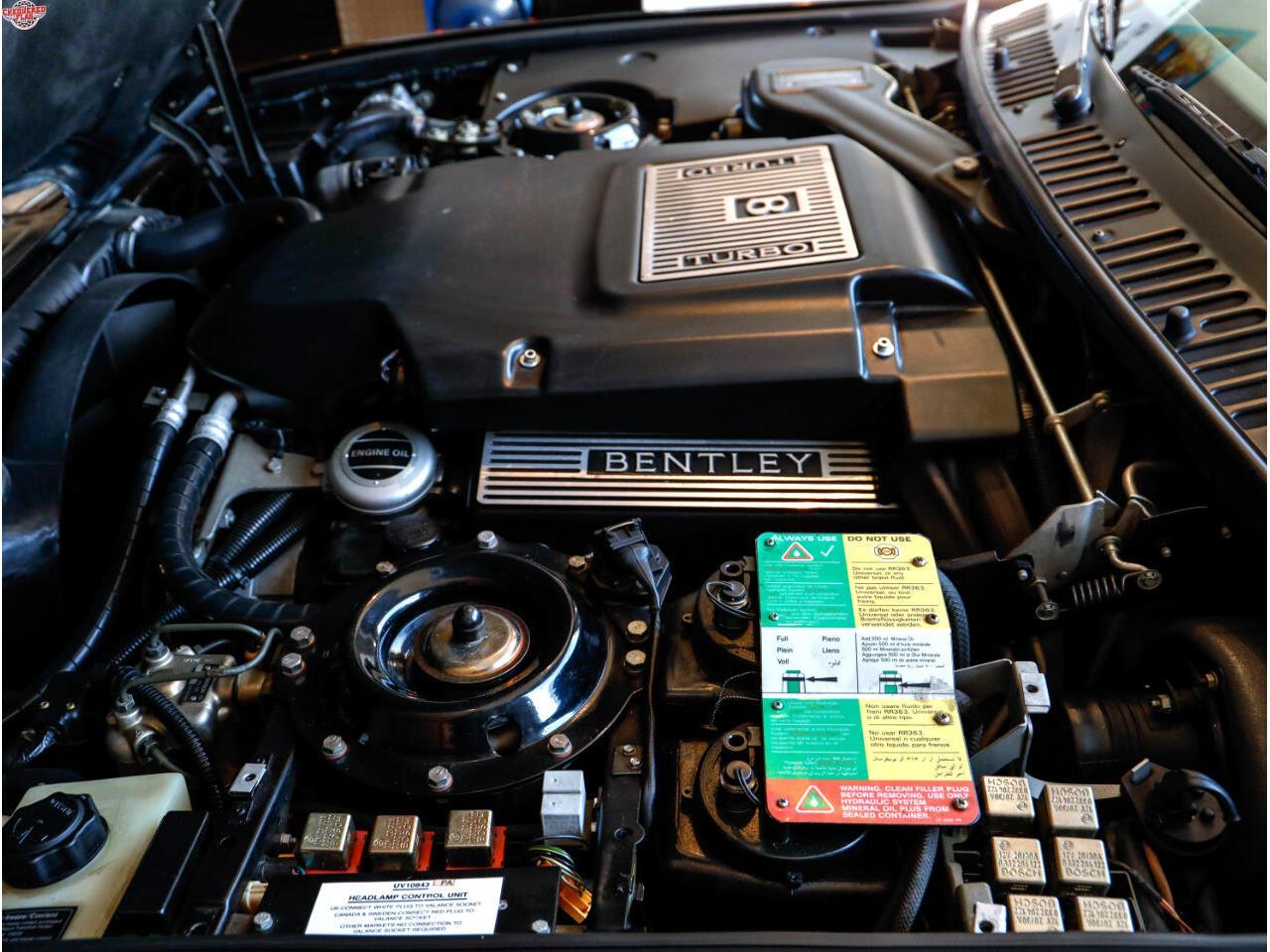 1998 Bentley Continental (CC-1202639) for sale in Marina Del Rey, California